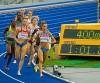 Semi-final dos 800 metros, Berlim 2009.