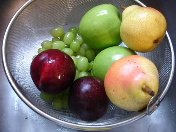 Alimentos e frutas para a corrida. (cerolene/flickr)