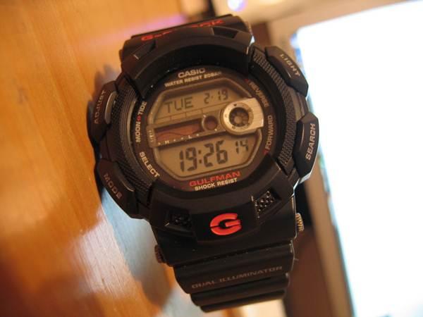 Cronômetro de pulso da marca Casio (Foto: William Hook - CC)
