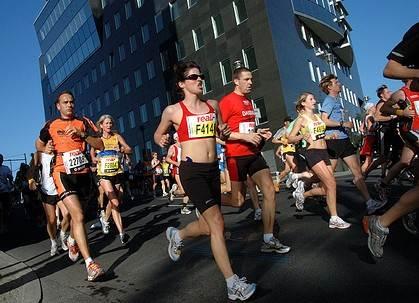 Maratona de Berlim, 2006.