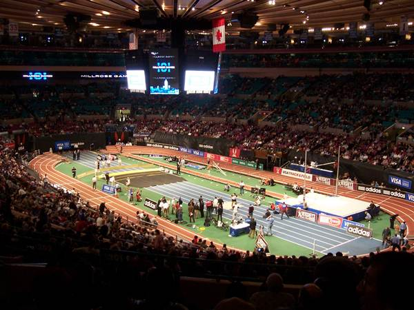 Mundial de Atletismo Indoor. (ty law/flickr)