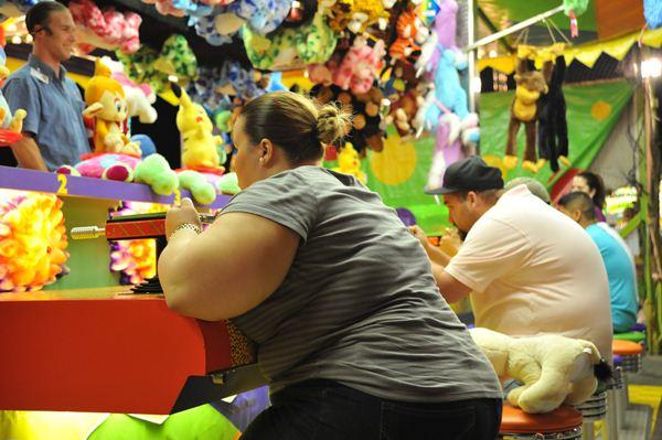 Obesidade infantil. (emilio labrador/flickr)